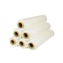 Folia stretch biała (mleczna)  100 metrów długości